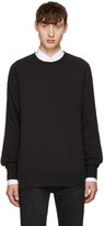 BLK DNM Black Zippered 67 Pullover