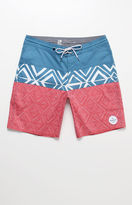 "Quiksilver Panel 19"" Boardshorts"
