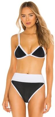 Beach Riot Pamela Bikini Top