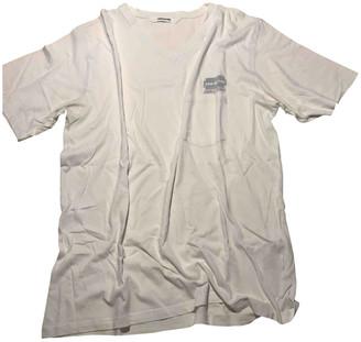 Zadig & Voltaire Spring Summer 2019 White Cotton T-shirts