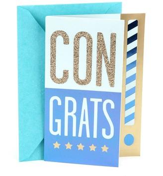"Hallmark Congratulations ""Exciting"" Greeting Card"