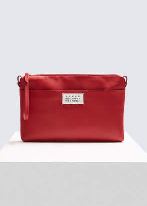 Maison Margiela Leather Pochette