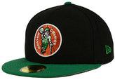 New Era Boston Celtics 2-Tone Basic 59FIFTY Cap