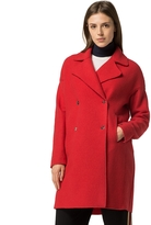 Tommy Hilfiger Boiled Wool Topcoat