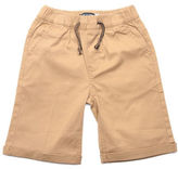 Preview Twill Cotton Blend Shorts