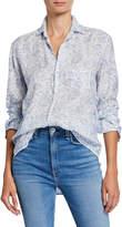 Frank And Eileen Eileen Floral Long-Sleeve Button-Down Shirt