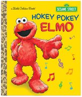 """Sesame Street Hokey Pokey Elmo"""" Little Golden Book®"""