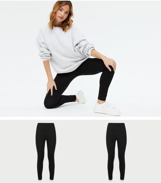 New Look Petite 2 Pack Leggings