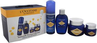 L'Occitane Immortelle Precious Collection 4Pc Kit