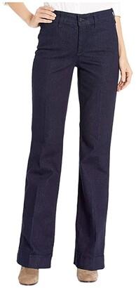 NYDJ Modern Trouser Jeans in Rinse (Rinse) Women's Jeans