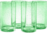 Artland Iris Set of 4 Highball Glasses
