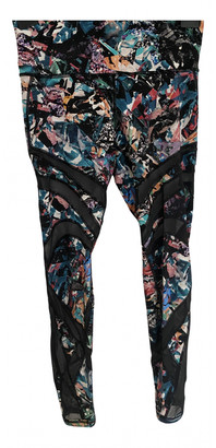 Lululemon Multicolour Synthetic Trousers