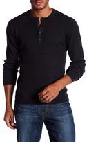 Slate & Stone Owen Merino Wool Henley Sweater
