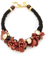 Lizzie Fortunato Desert Rose Necklace