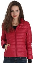 CHERRY CHICK Women's Light Weight Down Jacket