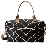 Orla Kiely Zip Holdall Handbags