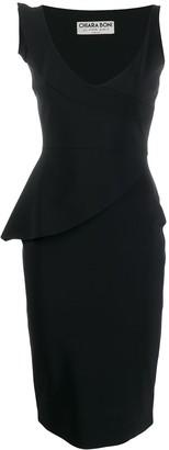 Chiara Boni Le Petite Robe Di fitted midi dress