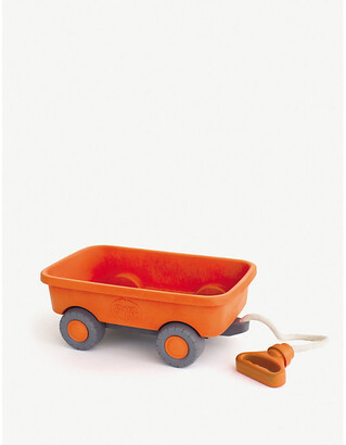 Green Toys Recycled plastic toy wagon