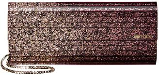Jimmy Choo Sweetie Degrade Glitter Acrylic Clutch