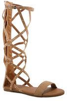 Qupid Archer Gladiator Sandals