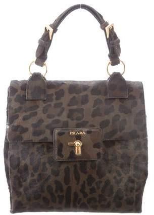 29d89329cec2 Prada Animal Print Handbags - ShopStyle
