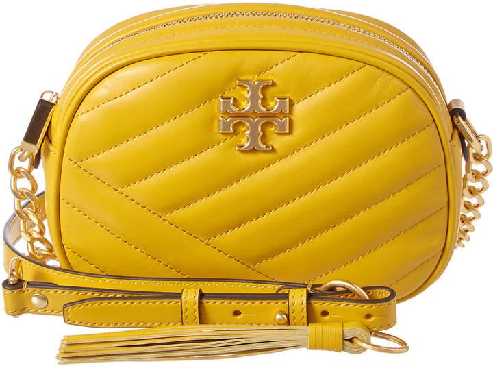 9b4af3be6 Tory Burch Yellow Handbags - ShopStyle