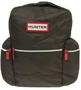Hunter New Mens Green Original Nylon Backpack Backpacks