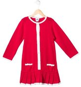 Florence Eiseman Girls' Pleated Long Sleeve Dress w/ Tags