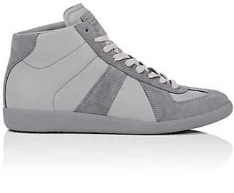 "Maison Margiela Men's ""Replica"" Sneakers - Gray"