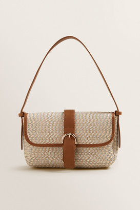 Seed Heritage Straw Bag