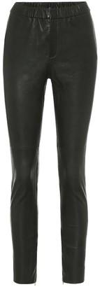 Etoile Isabel Marant Isabel Marant, étoile Iany leather leggings