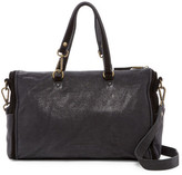 Liebeskind Berlin Pavla Leather Suede Satchel