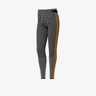 adidas x Paolina Russo ribbed leggings