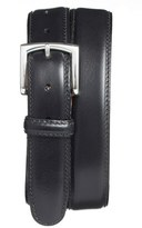 Bosca Men's Calfskin Leather Belt