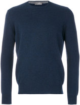 Barba crew neck sweater - men - Cashmere - 50