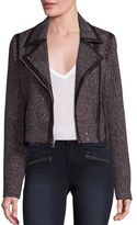 Paige Telma Lurex Tweed Jacket