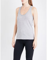 Rag & Bone Scoop neck cotton-jersey top