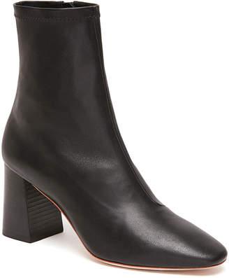 Loeffler Randall Elise Napa 75mm Slim Ankle Booties