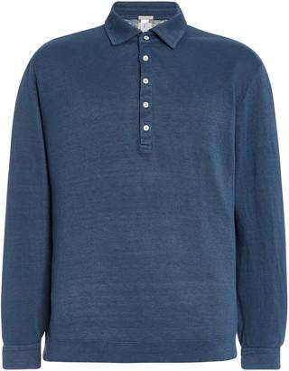Massimo Alba Cotton-Pique Polo Shirt