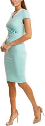 Alexia Admor Kinsley Ruched Sheath Dress