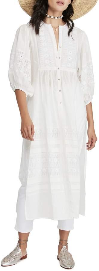 Free People June Bug Cotton Maxi Dress