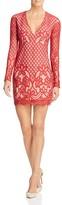 Style Stalker Stylestalker Lani Lace Long Sleeve Dress