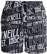 O'Neill SIGNAGE Swimming shorts schwarz