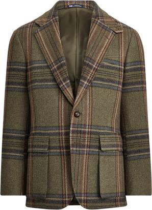 Ralph Lauren The RL67 Plaid Jacket