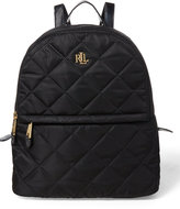 Ralph Lauren Quilted Nylon Tami Backpack