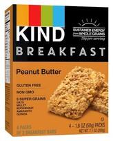 Kind Healthy Grains Peanut Butter Breakfast Bars 4CT