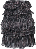 IRO pleated skirt - women - Viscose - 34