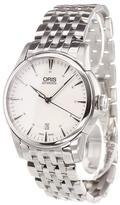 Oris 'Artelier Date' analog watch