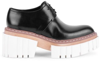 Stella McCartney Lug-Sole Oxfords