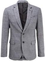 Pier 1 Imports Suit jacket mottled grey